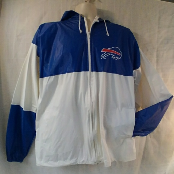 bb3d5fdf Vintage 1994 NFL Buffalo Bills PVC Rain Coat